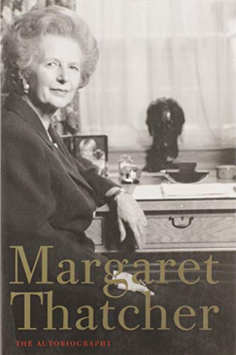 9780062012340: Margaret Thatcher: The Autobiography