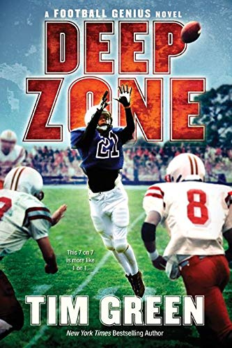9780062012449: Deep Zone (Football Genius)