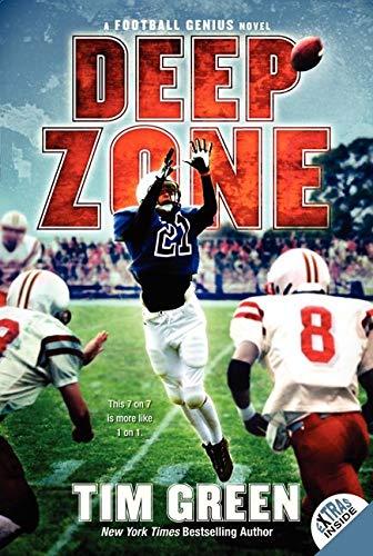 9780062012456: Deep Zone (Football Genius)