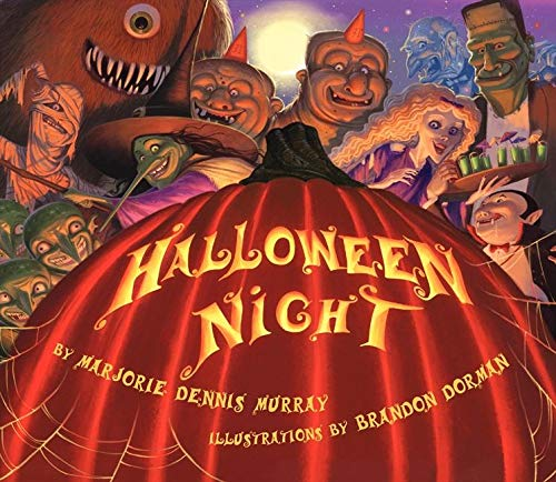 9780062012937: Halloween Night