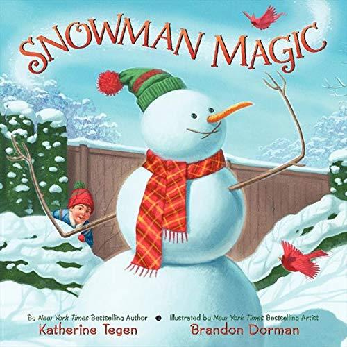 9780062014450: Snowman Magic