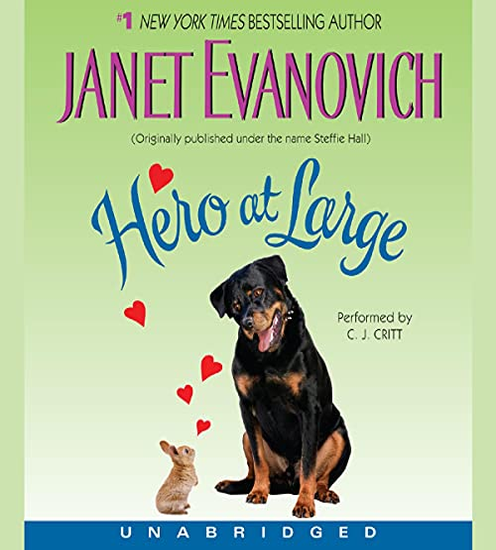 Hero at Large: Evanovich, Janet
