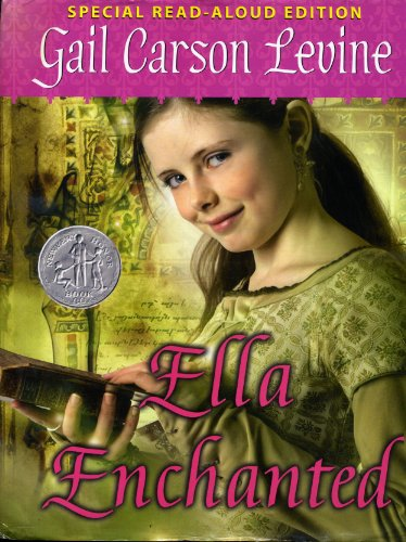 9780062014801: Ella Enchanted (Special Read-Aloud Edition)
