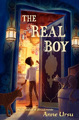 9780062015075: The Real Boy