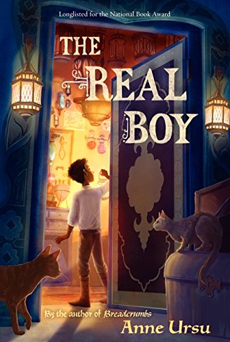 9780062015082: The Real Boy