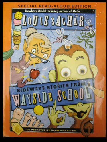 9780062015143: Sideways Stories From Wayside School, Special Read-Aloud Edition
