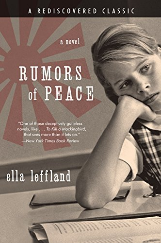 9780062015280: Rumors of Peace: A Novel