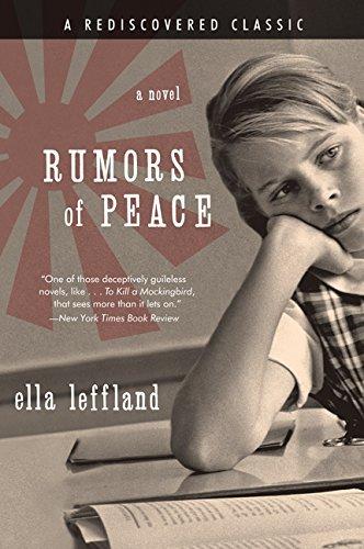 9780062015280: Rumors of Peace (P.S.)