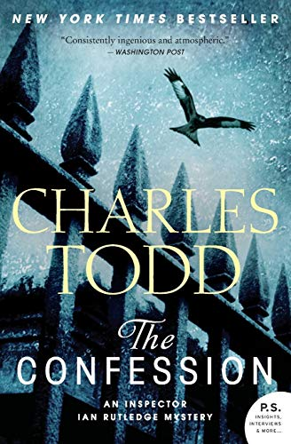 9780062015679: The Confession: An Inspector Ian Rutledge Mystery (Inspector Ian Rutledge Mysteries)