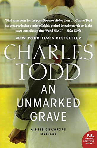 9780062015730: Unmarked Grave, An: A Bess Crawford Mystery (Bess Crawford Mysteries)
