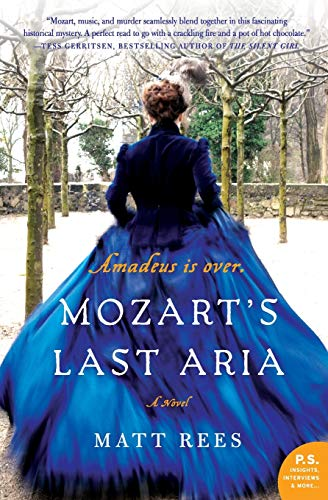 9780062015860: Mozart's Last Aria: A Novel