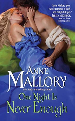 9780062017307: One Night Is Never Enough (Avon Historical Romance)