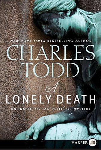 9780062017727: A Lonely Death LP: An Inspector Ian Rutledge Mystery (Inspector Ian Rutledge Mysteries)