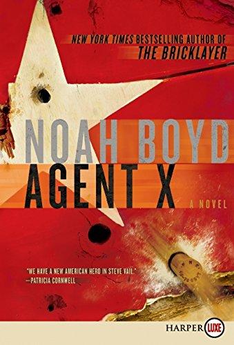 9780062017772: Agent X: A Novel