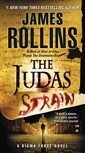 9780062017925: The Judas Strain (Sigma Force)