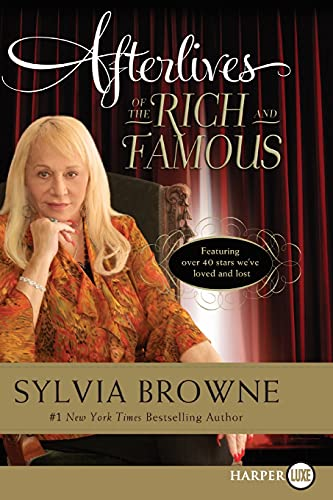 Afterlives of the Rich and Famous LP: Browne, Sylvia