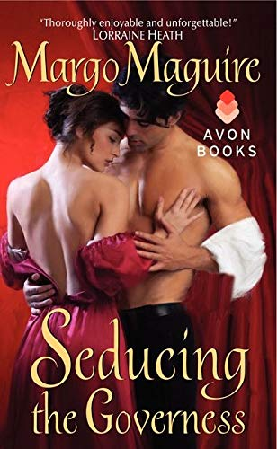 9780062018212: Seducing the Governess (Regency Flings)