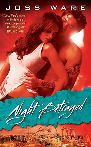9780062018632: Night Betrayed: Envy Chronicles Book 4