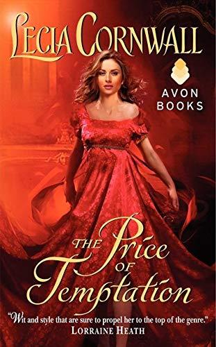 9780062018946: The Price of Temptation (Avon Historical Romance)