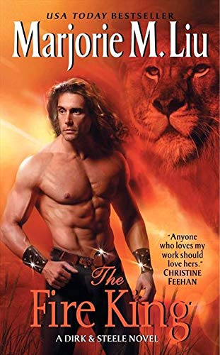 9780062019868: The Fire King: A Dirk & Steele Novel (Dirk & Steele Series)
