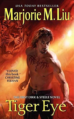 9780062020154: Tiger Eye: The First Dirk & Steele Novel (Dirk & Steele Series)
