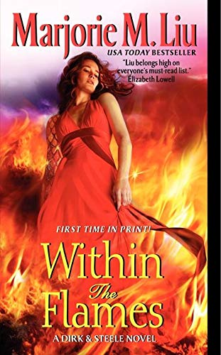 9780062020178: Within the Flames: A Dirk & Steele Novel (Dirk & Steele Series)