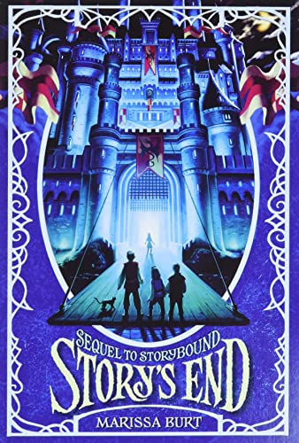 9780062020550: Story's End (Storybound)