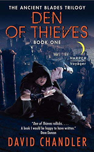 9780062021243: Den of Thieves (The Ancient Blades Trilogy)