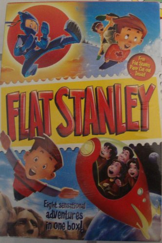 9780062021410: Flat Stanley Box Set Collection