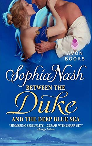 9780062022325: Between the Duke and the Deep Blue Sea (Royal Entourage)