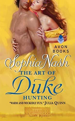 9780062022332: The Art of Duke Hunting (Royal Entourage)