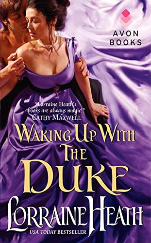9780062022455: Waking Up with the Duke (London�s Greatest Lovers)