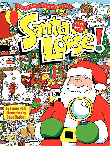 9780062022622: Santa on the Loose!: A Seek and Solve Mystery!