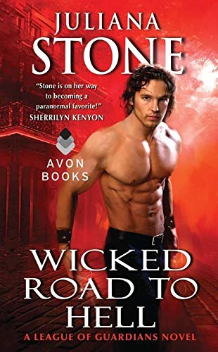9780062022646: Wicked Road to Hell: A League of Guardians Novel