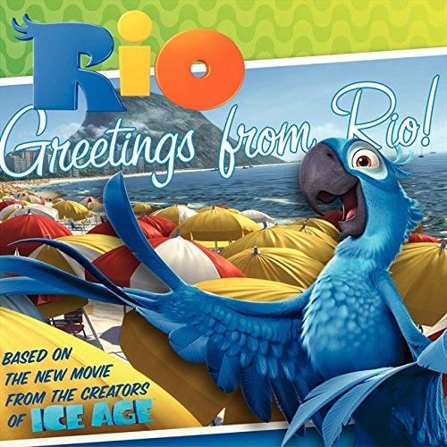 9780062022660: Rio: Greetings from Rio!