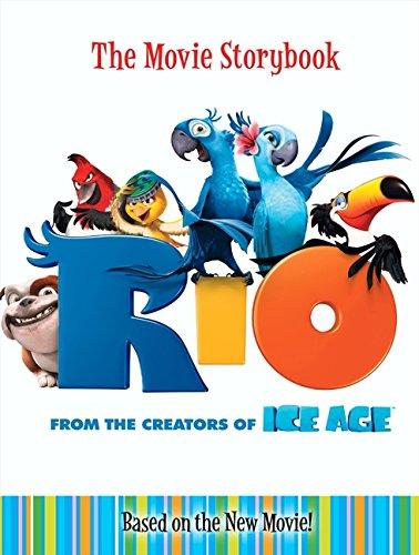 9780062022707: Rio: The Movie Storybook