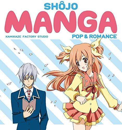 9780062023513: Shojo Manga: Pop & Romance (Kamikaze Factory Studio)