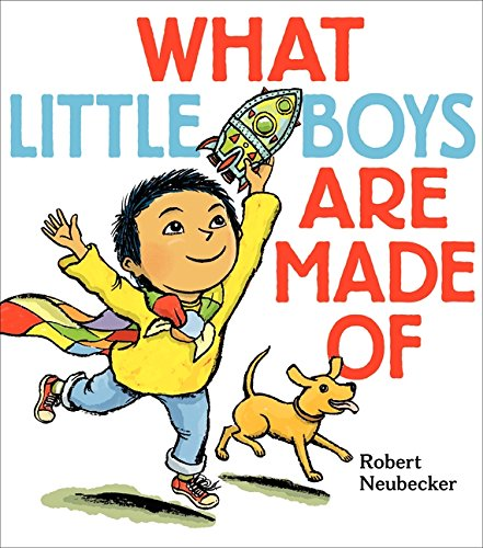 9780062023551: What Little Boys Are Made Of