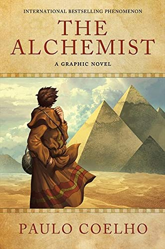 9780062024329: The Alchemist: A Graphic Novel (an illustrated interpretation of The Alchemist)