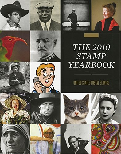 9780062024336: 2010 Stamp Yearbook, The