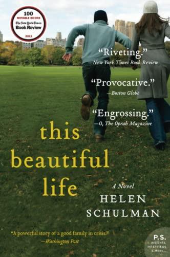 9780062024398: This Beautiful Life: A Novel