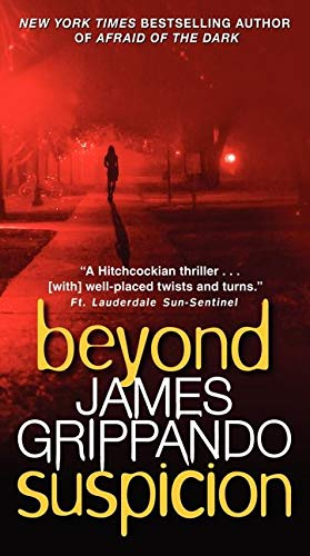 9780062024541: Beyond Suspicion (Jack Swyteck Novel)