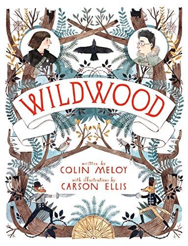 9780062024688: Wildwood (Wildwood Chronicles)