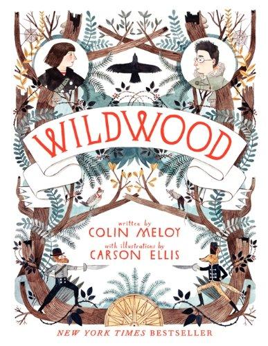 9780062024701: Wildwood (Wildwood Chronicles)