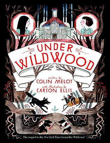 9780062024718: Under Wildwood (Wildwood Chronicles)