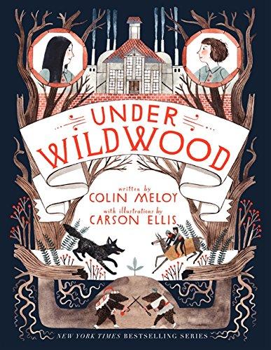 9780062024732: Under Wildwood