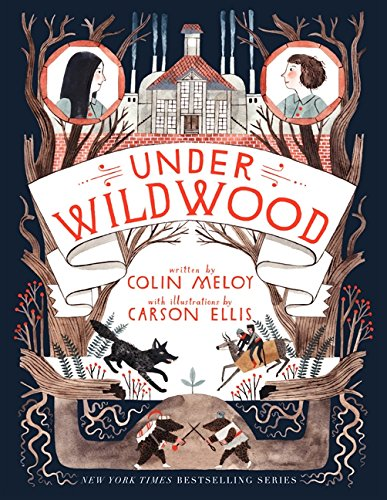 9780062024732: Under Wildwood (Wildwood Chronicles)