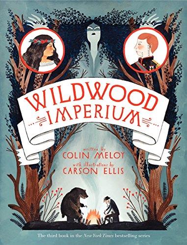 9780062024749: Wildwood Imperium (Wildwood Chronicles)