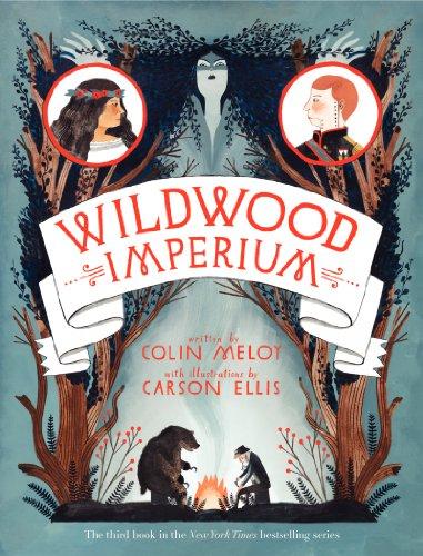 9780062024749: Wildwood Imperium: The Wildwood Chronicles, Book III
