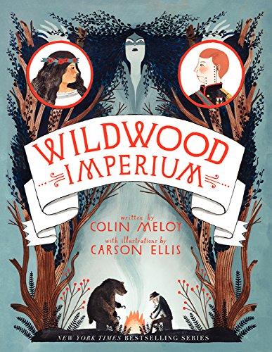 9780062024763: Wildwood Imperium: The Wildwood Chronicles, Book III